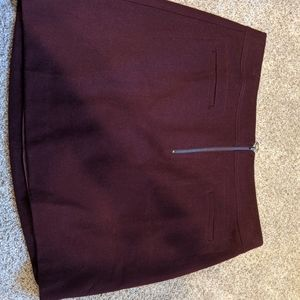 Fireside Mini skirt